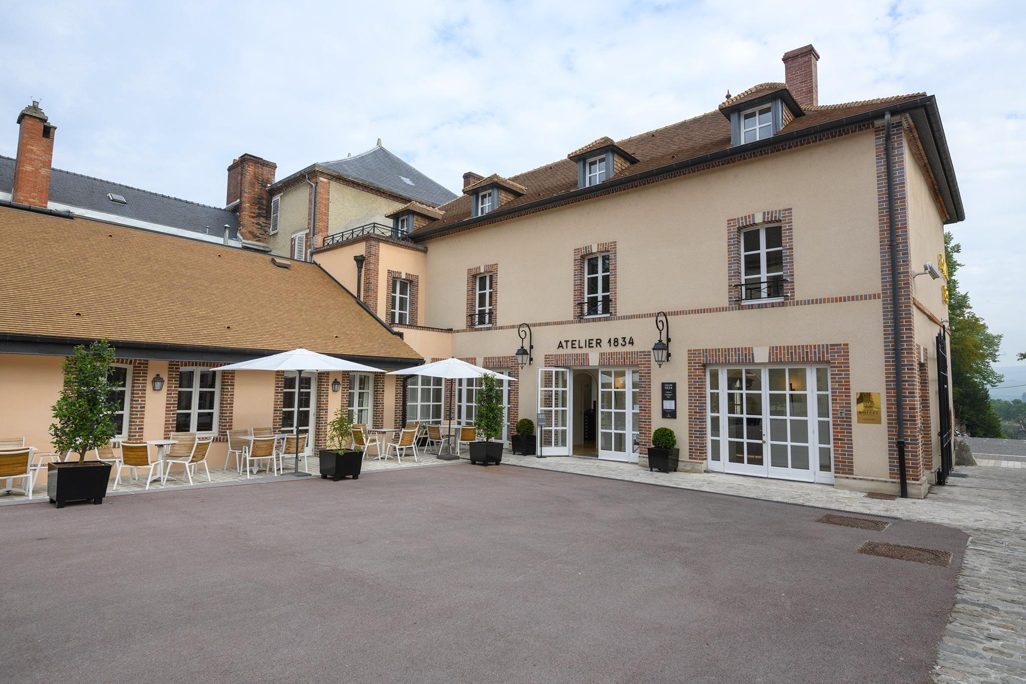 L'Atelier 1834 - Champagne Boizel - Epernay France
