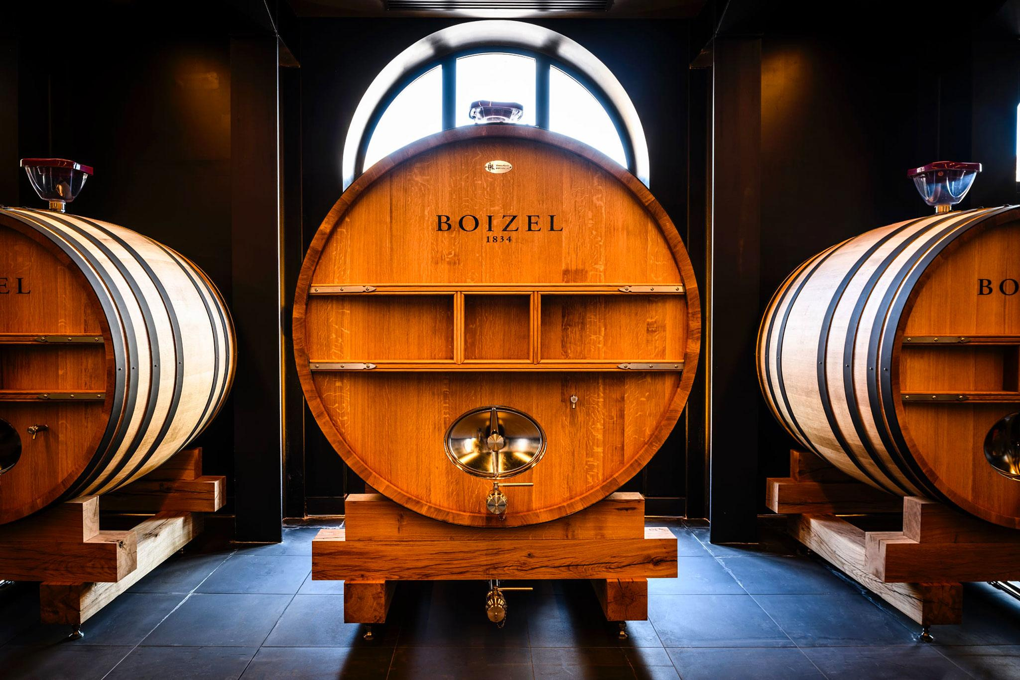 The Know How - Champagne Boizel - Epernay France