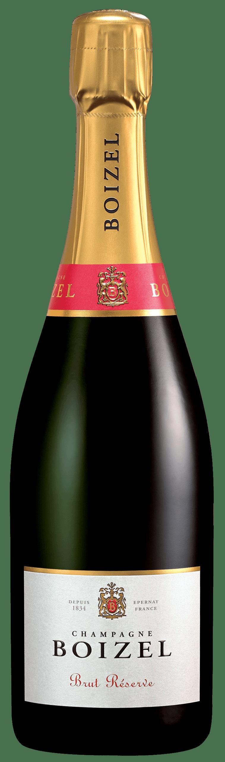 Brut Réserve - Champagne Boizel - Epernay France