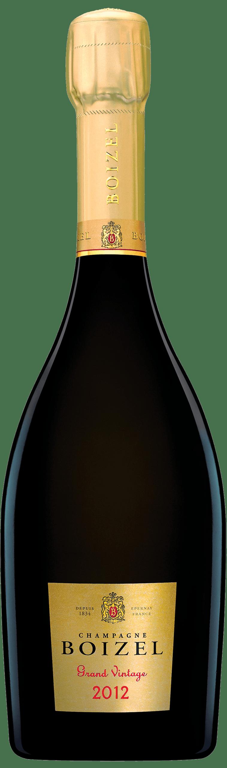Grand Vintage 2012 - Champagne Boizel - Epernay France