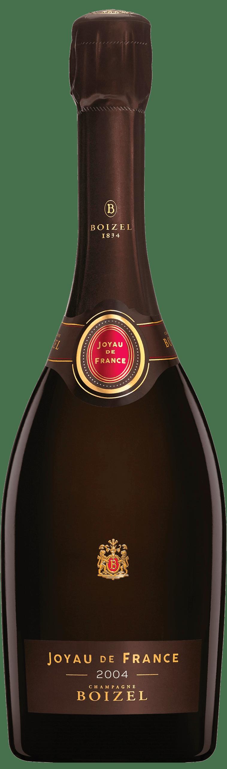 Joyau de France 2004 - Champagne Boizel - Epernay France