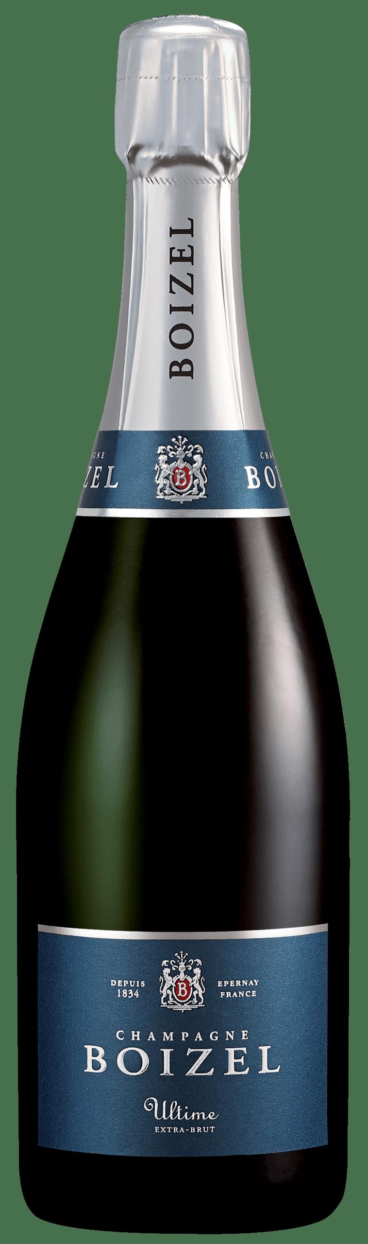 Ultime<br>Zéro Dosage - Champagne Boizel - Epernay France