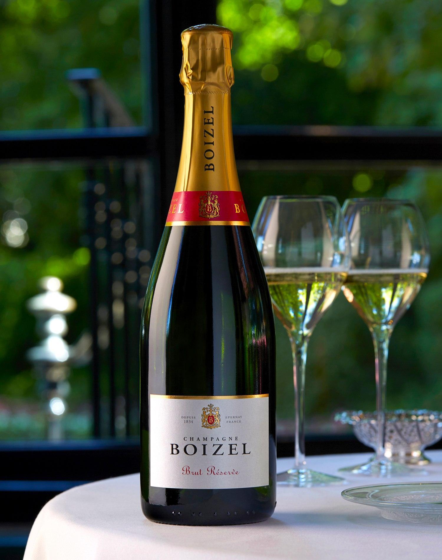 Home - Champagne Boizel - Epernay France