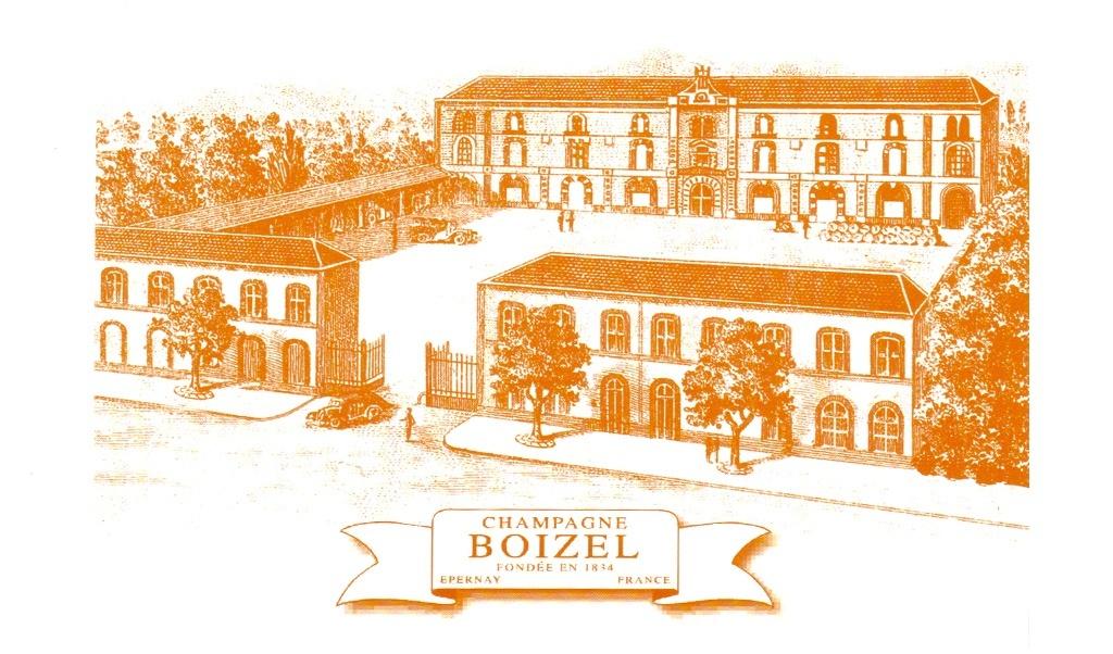 A family - Champagne Boizel - Epernay France