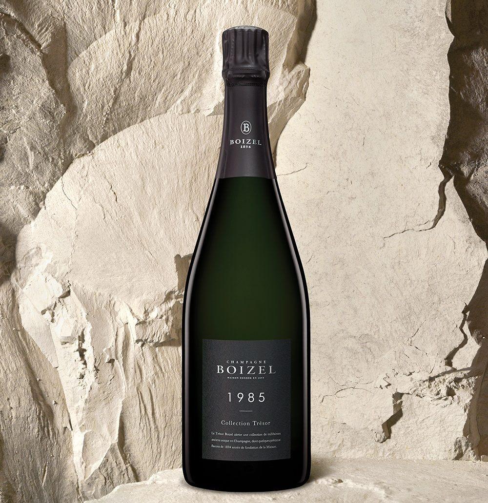 Collection Trésor<br>1985 - Champagne Boizel - Epernay France