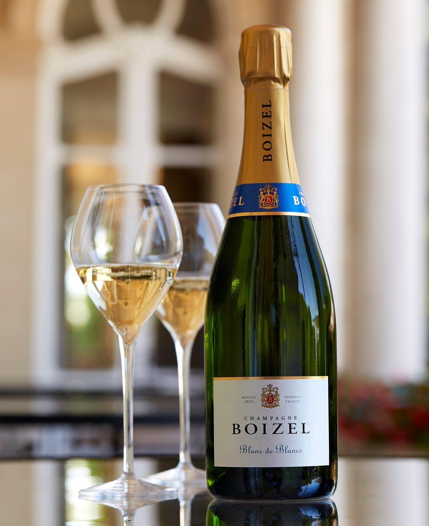 Blanc de Blancs - Champagne Boizel - Epernay France