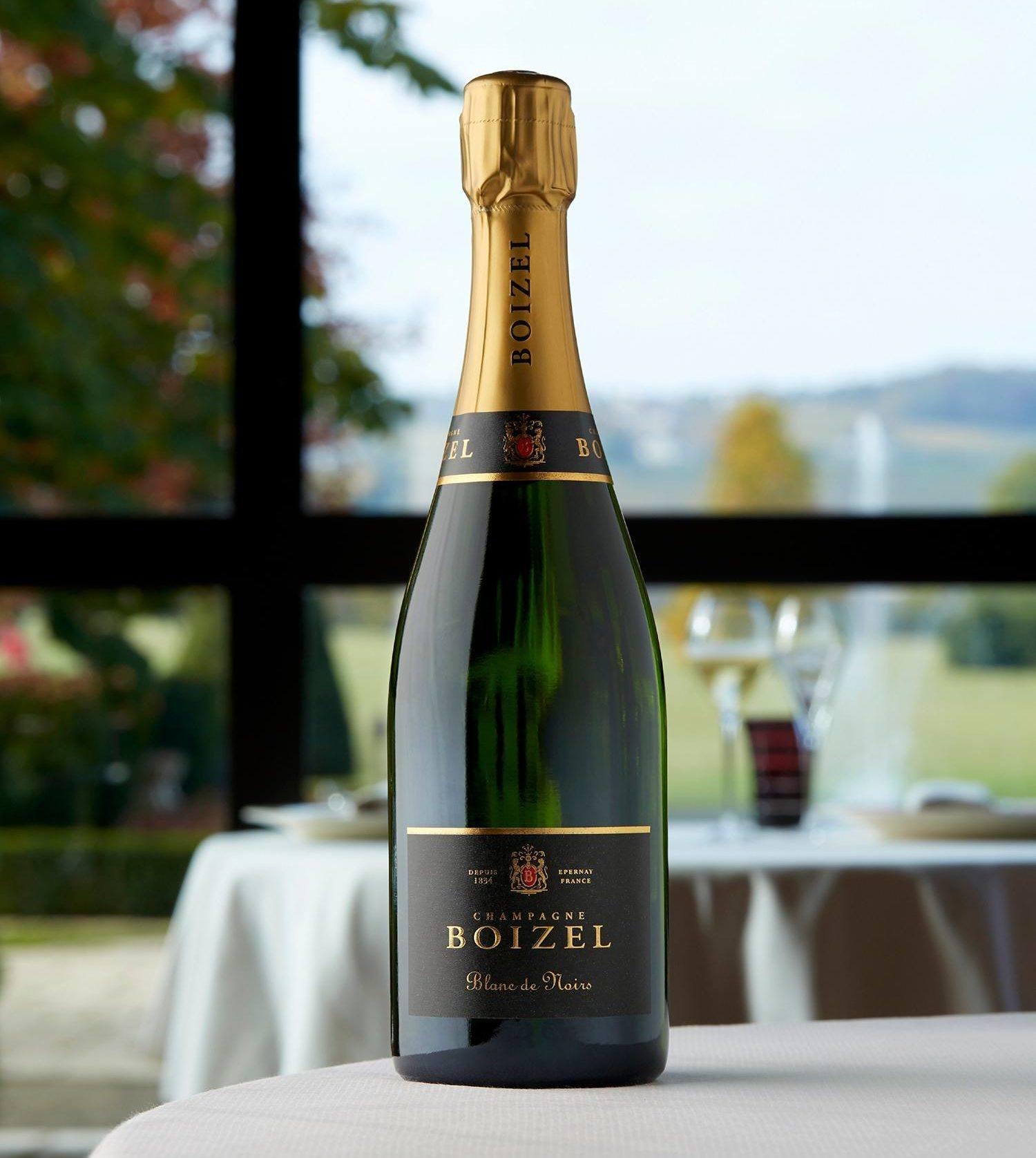 Blanc de Noirs - Champagne Boizel - Epernay France
