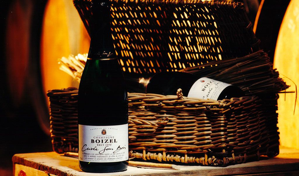 Cuvée Sous Bois 2008 - Champagne Boizel - Epernay France